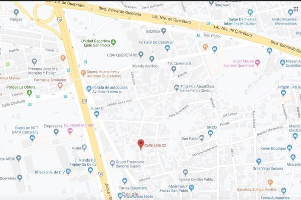 Foto de terreno habitacional en venta en lirio , san pablo, querétaro, querétaro, 14033570 No. 03