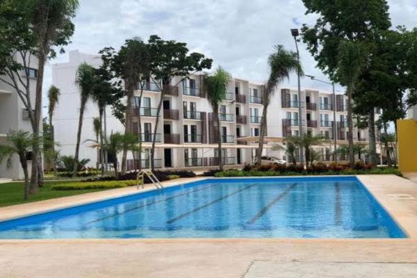 Foto de departamento en renta en lirios residencial, poligono sur, avenida 135 . , jardines del sur, benito juárez, quintana roo, 0 No. 01