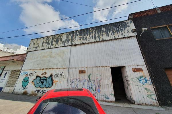 Foto de bodega en renta en liszt , peralvillo, cuauhtémoc, df / cdmx, 15597840 No. 01