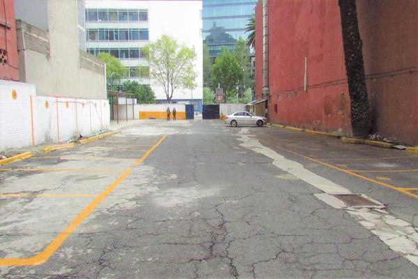 Foto de terreno habitacional en renta en liverpool , juárez, cuauhtémoc, df / cdmx, 0 No. 01