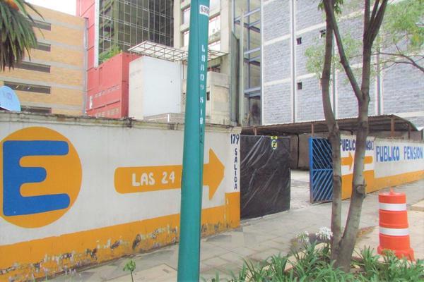 Foto de terreno habitacional en renta en liverpool , juárez, cuauhtémoc, df / cdmx, 0 No. 09