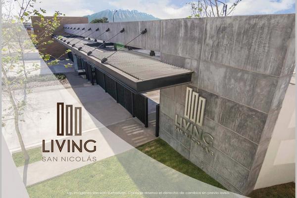 Foto de departamento en venta en living san nicolas 3 recamaras , azteca fomerrey 11, san nicolás de los garza, nuevo león, 14410096 No. 02