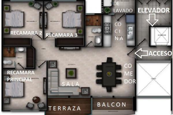 Foto de departamento en venta en llamar al anunciante 5545979835, valle de santa mónica, tlalnepantla de baz, méxico, 8870768 No. 05