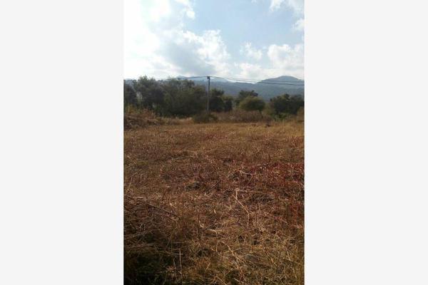 Foto de terreno habitacional en venta en  , llano del ejido, hidalgo, michoacán de ocampo, 5325316 No. 01