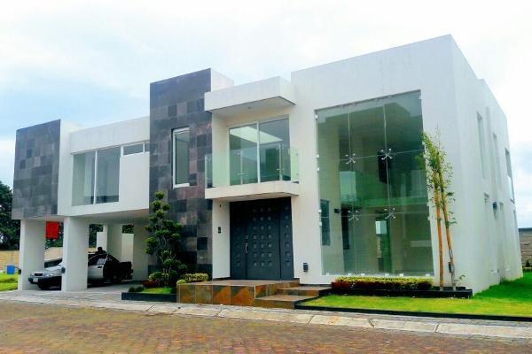 Foto de casa en venta en  , llano grande, metepec, méxico, 4572854 No. 01