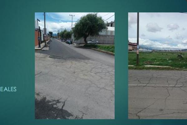 Foto de terreno habitacional en venta en  , llano grande, metepec, méxico, 7913550 No. 02