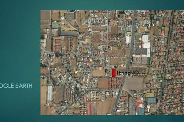Foto de terreno habitacional en venta en  , llano grande, metepec, méxico, 7913550 No. 05