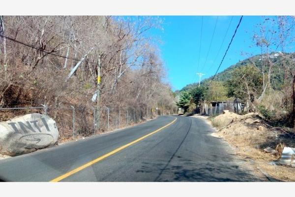 Foto de terreno habitacional en venta en  , llano largo, acapulco de juárez, guerrero, 3416362 No. 06
