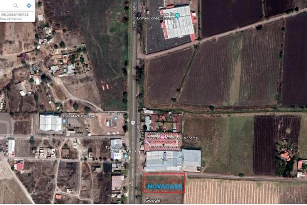 Foto de terreno habitacional en venta en  , jardines de sahuayo, sahuayo, michoacán de ocampo, 8022088 No. 02