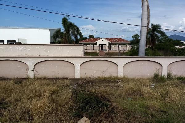 Foto de terreno habitacional en renta en  , jardines de sahuayo, sahuayo, michoacán de ocampo, 8114216 No. 01