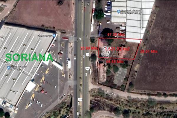 Foto de terreno habitacional en renta en  , jardines de sahuayo, sahuayo, michoacán de ocampo, 8114216 No. 02