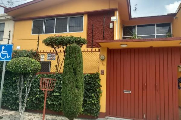 Foto de casa en venta en llanura 145 , los pastores, naucalpan de juárez, méxico, 12814860 No. 01