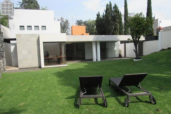 Foto de casa en venta en lluvia , jardines del pedregal, álvaro obregón, df / cdmx, 6131608 No. 01