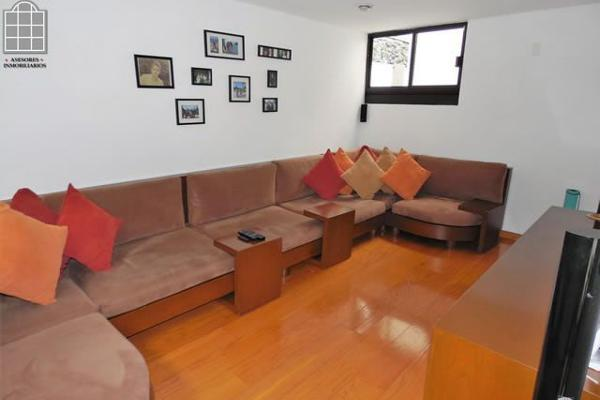Foto de casa en venta en lluvia , jardines del pedregal, álvaro obregón, df / cdmx, 6131608 No. 05