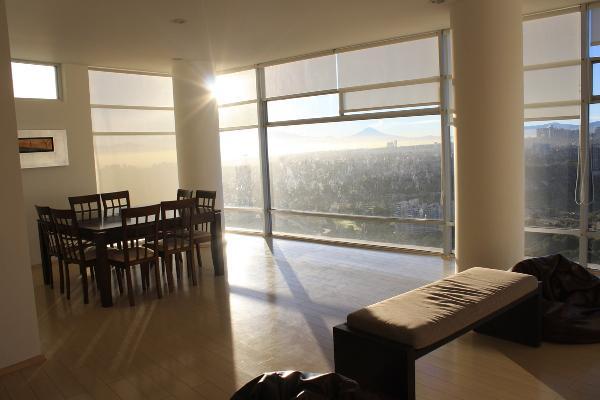 Foto de departamento en venta en lo alto , bosque real, huixquilucan, méxico, 2732370 No. 05