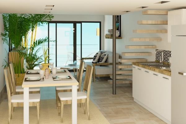 Foto de departamento en venta en loft deluxe , playa del carmen centro, solidaridad, quintana roo, 5695186 No. 02