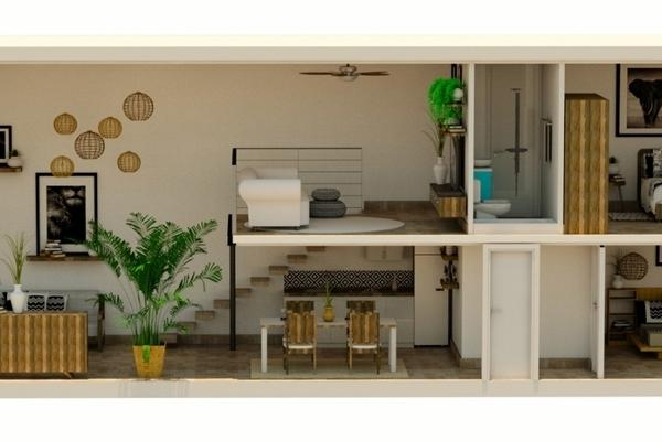 Foto de departamento en venta en loft deluxe , playa del carmen centro, solidaridad, quintana roo, 5695186 No. 05