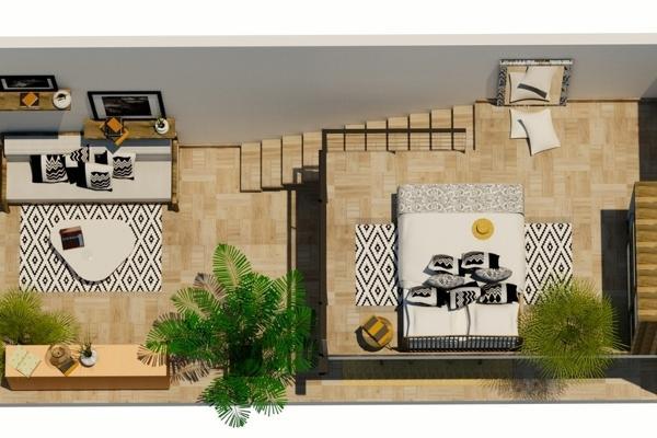 Foto de departamento en venta en loft deluxe , playa del carmen centro, solidaridad, quintana roo, 5695186 No. 09