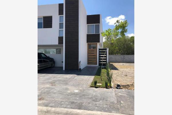 Foto de casa en venta en  , loma blanca, saltillo, coahuila de zaragoza, 8738291 No. 01