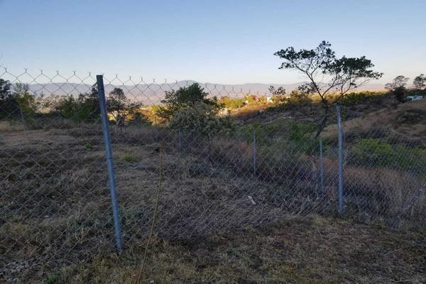 Foto de terreno habitacional en venta en loma blanca s/n , barrio morelos, san pablo etla, oaxaca, 19351345 No. 08