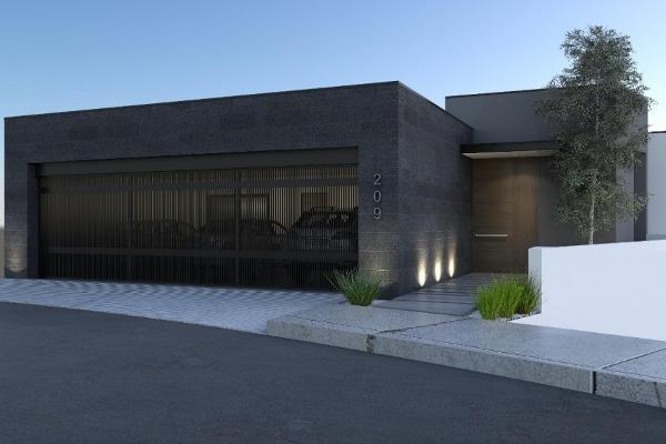 Foto de casa en venta en loma bonita 105, loma bonita, monterrey, nuevo león, 6160202 No. 01