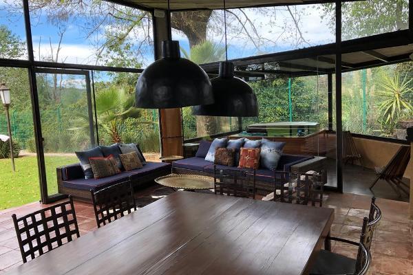 Foto de casa en venta en loma de chihuahua, acatitlán , valle de bravo, valle de bravo, méxico, 6164341 No. 01