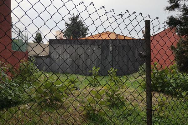 Foto de terreno habitacional en venta en loma de guadalupe , lomas de guadalupe, álvaro obregón, df / cdmx, 7514919 No. 01