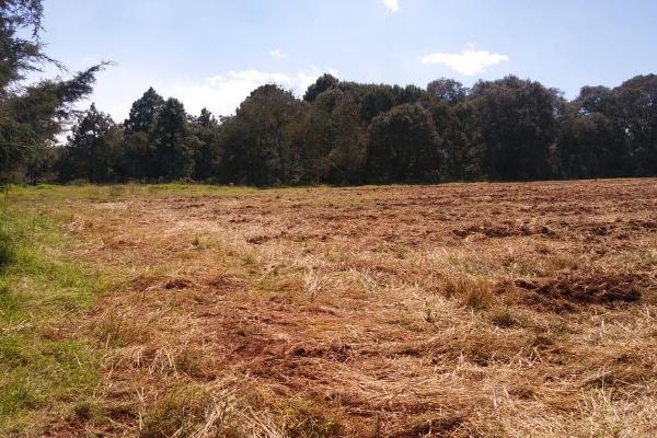 Foto de terreno habitacional en venta en loma de la hacienda , boca negra, villa del carbón, méxico, 6149663 No. 01