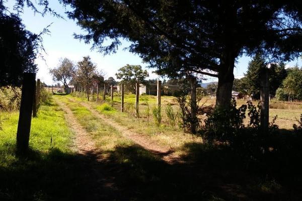 Foto de terreno habitacional en venta en loma de la hacienda , boca negra, villa del carbón, méxico, 6149663 No. 04