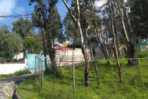 Foto de terreno habitacional en venta en  , loma del río, nicolás romero, méxico, 5686328 No. 02