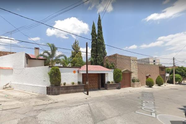 Foto de casa en venta en loma dorada 0, loma dorada, san luis potosí, san luis potosí, 12272005 No. 01