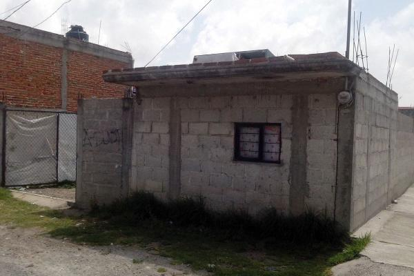Foto de terreno habitacional en venta en  , loma florida 1a secc, apizaco, tlaxcala, 5414327 No. 01