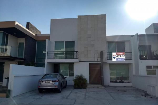 Foto de casa en venta en  , loma juriquilla, querétaro, querétaro, 14020902 No. 01