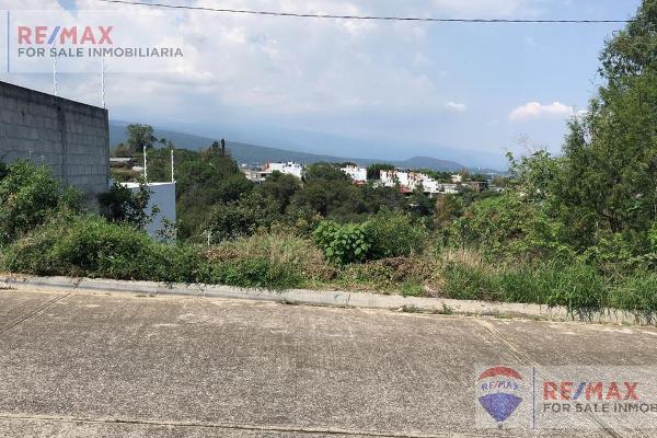 Foto de terreno habitacional en venta en  , loma sol, cuernavaca, morelos, 12261611 No. 01