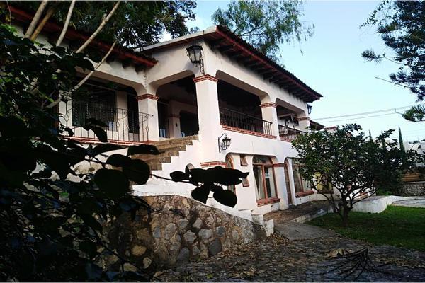 Foto de casa en venta en loma verde 1, lomas de tetela, cuernavaca, morelos, 5660326 No. 01