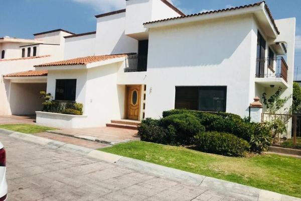 Foto de casa en renta en  , lomas 1a secc, san luis potosí, san luis potosí, 8882460 No. 01