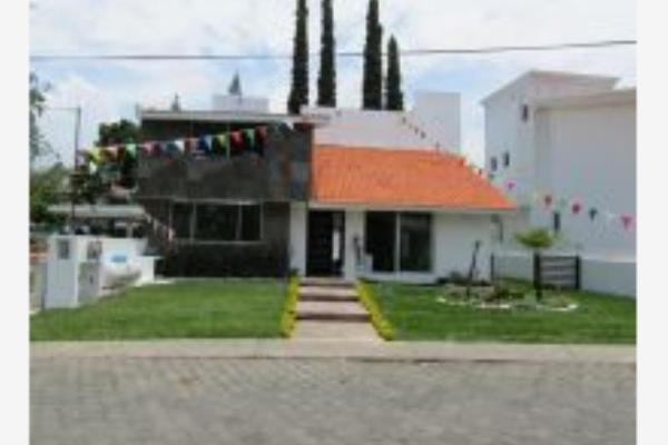 Foto de casa en venta en lomas 23, lomas de cocoyoc, atlatlahucan, morelos, 6209967 No. 01