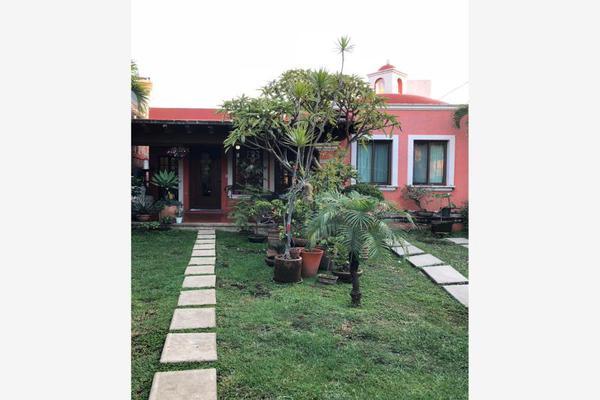 Foto de casa en venta en lomas 7, lomas de cortes, cuernavaca, morelos, 5873106 No. 01
