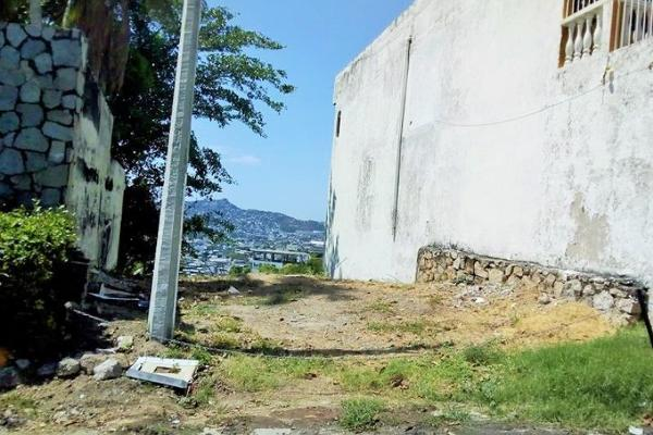 Foto de terreno habitacional en venta en lomas 7868, hornos insurgentes, acapulco de juárez, guerrero, 4650151 No. 01