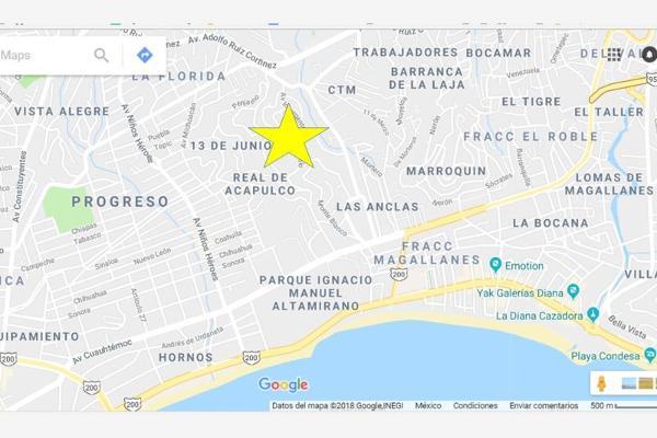 Foto de terreno habitacional en venta en lomas 7868, hornos insurgentes, acapulco de juárez, guerrero, 4650151 No. 08