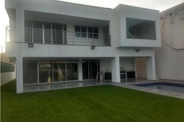Foto de casa en venta en  , lomas de san juan texcalpan, atlatlahucan, morelos, 5939806 No. 01