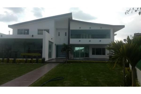 Foto de casa en venta en  , lomas de san juan texcalpan, atlatlahucan, morelos, 5939810 No. 01