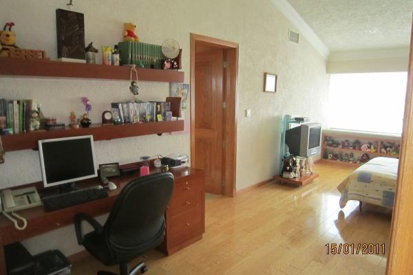 Foto de casa en venta en  , lomas country club, huixquilucan, méxico, 5940076 No. 35