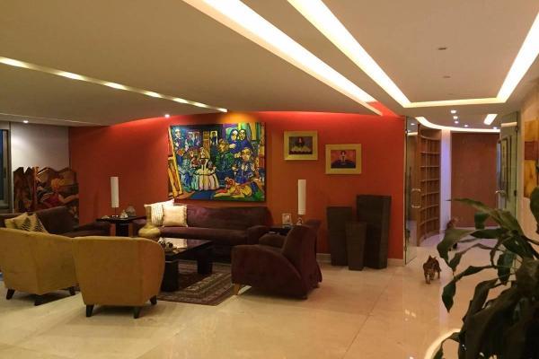 Foto de departamento en renta en avenida club de golf lomas , lomas country club, huixquilucan, méxico, 9912927 No. 03