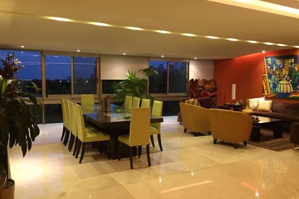 Foto de departamento en renta en avenida club de golf lomas , lomas country club, huixquilucan, méxico, 9912927 No. 11