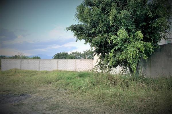 Foto de terreno habitacional en venta en  , lomas de acapatzingo, cuernavaca, morelos, 0 No. 03