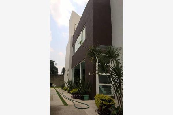 Foto de casa en venta en  , lomas de ahuatepec, cuernavaca, morelos, 5418833 No. 02