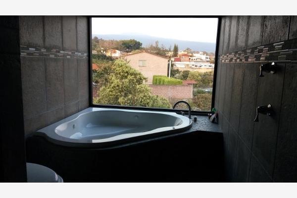 Foto de casa en venta en  , lomas de ahuatlán, cuernavaca, morelos, 5801305 No. 22