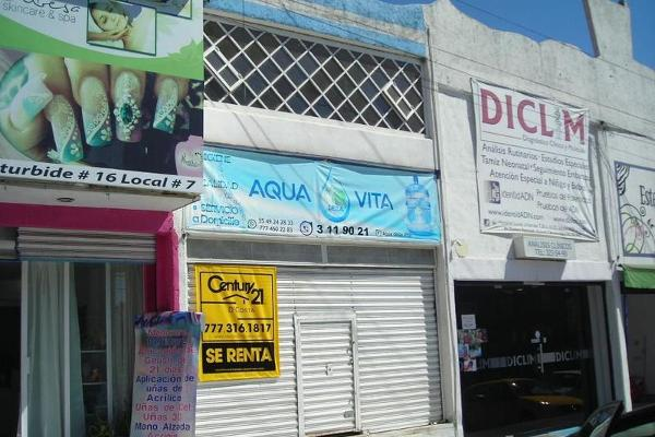 Foto de local en renta en  , lomas de ahuatlán, cuernavaca, morelos, 8089440 No. 01