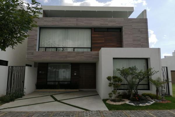 Foto de casa en venta en  , lomas de angelópolis ii, san andrés cholula, puebla, 10080809 No. 01
